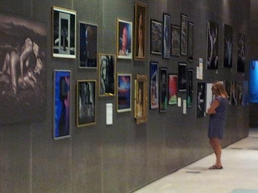 exposicion fotografias Tenerife, organizar exposiciones, montaje exposiciones, cuadros tenerife