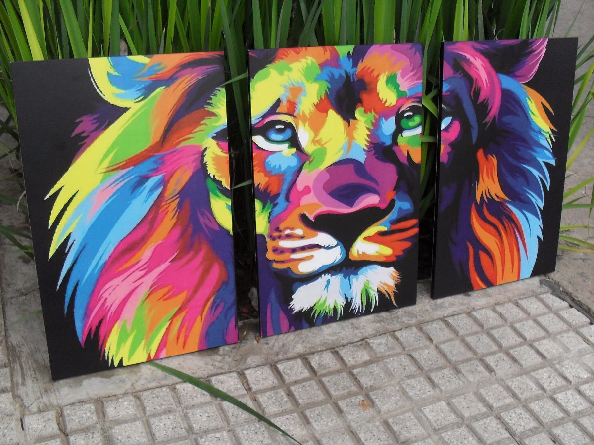 Canvas en Lienzo - Cuadros Tenerife